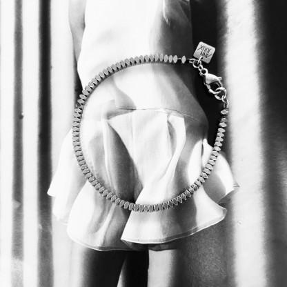 Schmuck kaufen Armband Joe Silber von Annjoux Galeriebild 1