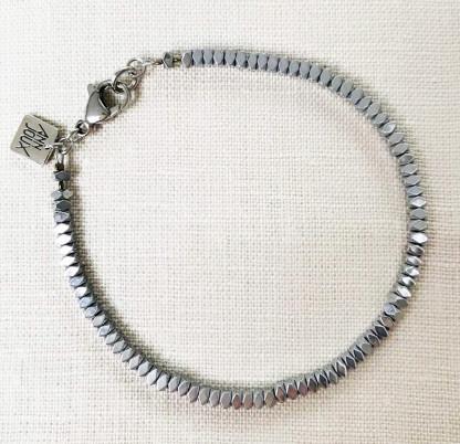 Schmuck kaufen Armband Joe Silber von Annjoux Galeriebild 2