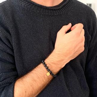 Schmuck kaufen Armband Leon Onyx von Annjoux