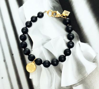 Schmuck kaufen Armband Leon Onyx von Annjoux Galeriebild