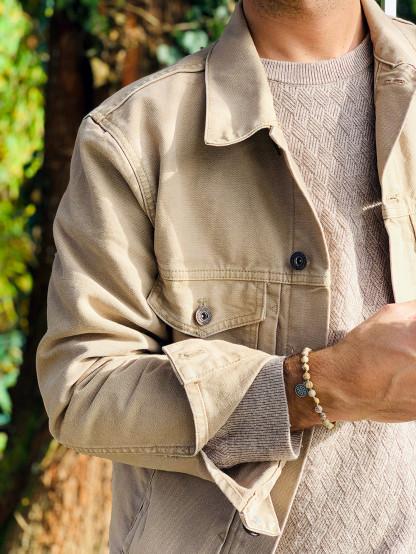 Schmuck kaufen Armband für Männer Jan von Annjoux Galeriebild 1