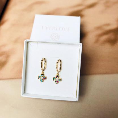 Schmuck kaufen Ohrringe Zahara 2 Schleer Everlove