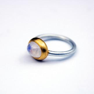 Schmuck kaufen Ring Mox Mondstein Design
