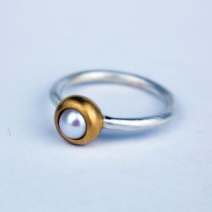 Schmuck kaufen Ring Mox Perle