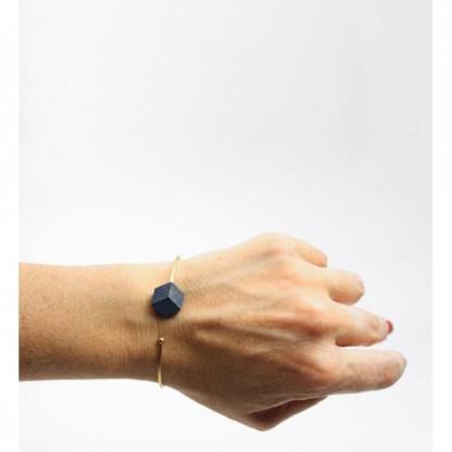"""armreifen galaxie dunkelblau 132 416x416 - Armreifen """"Galaxie"""" Dunkelblau"""