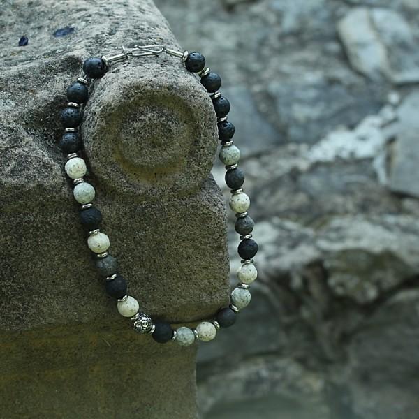 halskette black ballerina stone 600x600 - Halskette Black Ballerina 12 (Farbauswahl)