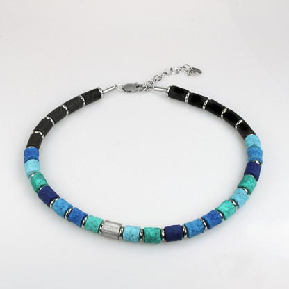 halskette black tao chagall 416x416 - Halskette Black Tao (Farbauswahl)