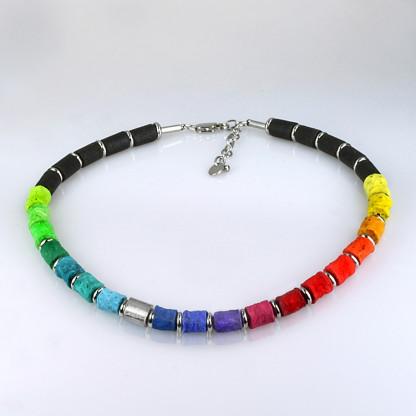 halskette collier tao rainbow 2 416x416 - Halskette Black Tao (Farbauswahl)