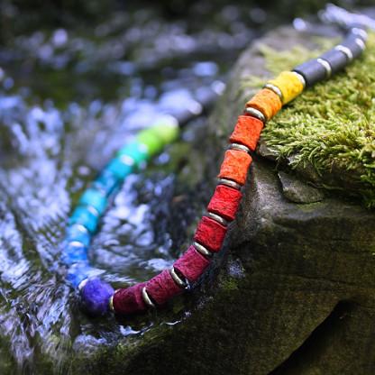 halskette collier tao rainbow 3 416x416 - Halskette Black Tao (Farbauswahl)