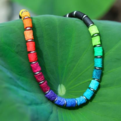 halskette collier tao rainbow 416x416 - Halskette Black Tao (Farbauswahl)