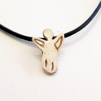 halskette für kinder mit schutzengel aus silber 324x324 - Halskette mit Schutzengel in Silber