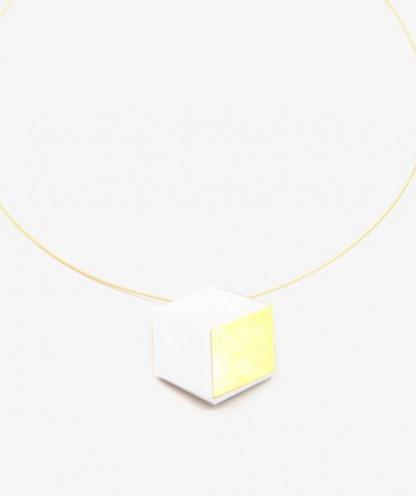 """kette ambivalenz weiss gold 74 416x496 - Kette """"Ambivalenz"""" Weiß-Gold"""