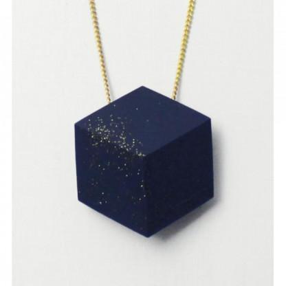 """kette galaxie dunkelblau 125 416x416 - Kette """"Galaxie"""" Dunkelblau"""