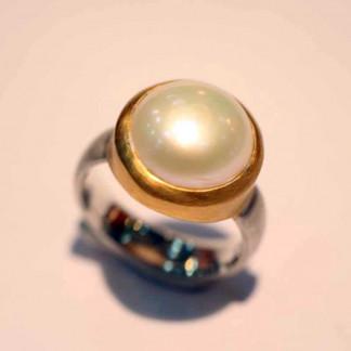 kreativer schmuck ring goldschmied r andi perle 3 324x324 - Ring R kawin Labradorit