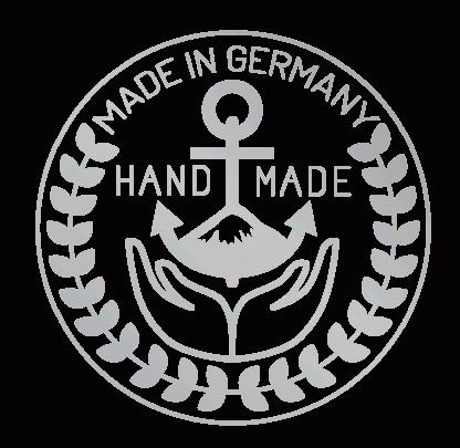 made silver 04 416x405 - Anker Armband BLACKBEARD schwarz