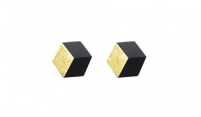 "ohrstecker ambivalenz schwarz gold 106 416x243 - Ohrstecker ""Ambivalenz"" Schwarz-Gold"