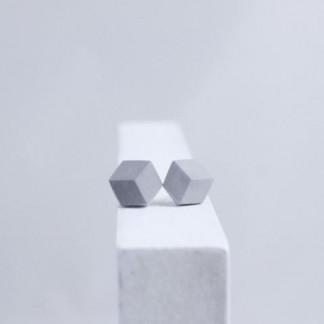"ohrstecker purismus grau 93 324x324 - Ohrstecker ""Purismus"" Grau"