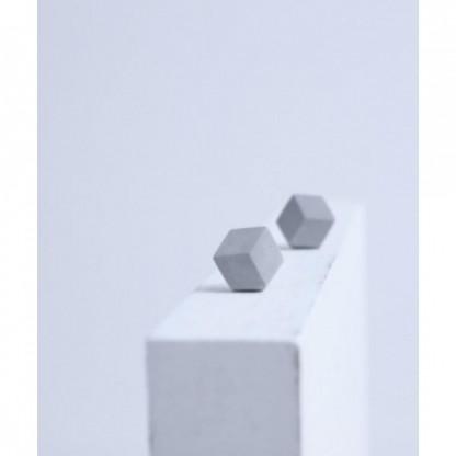 "ohrstecker purismus grau 95 416x416 - Ohrstecker ""Purismus"" Grau"