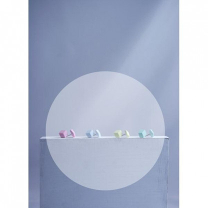 """ohrstecker purismus rosa pastel rot s 207 416x416 - Ohrstecker """"Purismus"""" Rosa"""