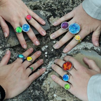 ring fairy 4 416x416 - Edelstahlring Fairy Matt