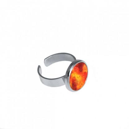 ring fairy sunrise hochglanz 416x416 - Edelstahlring Fairy Hochglanz