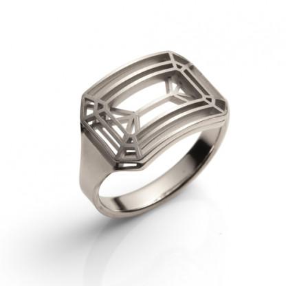 ring schmuck cut eckig 008 416x416 - Ring cut eckig Edelstahl