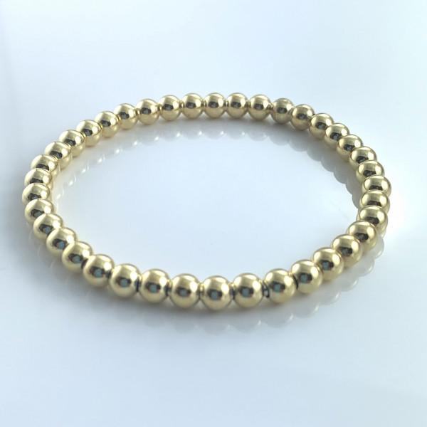 schmuck kaufen Armband Spheres 1001 312 gold vom schmuckdesigner 600x600 - Armband Spheres