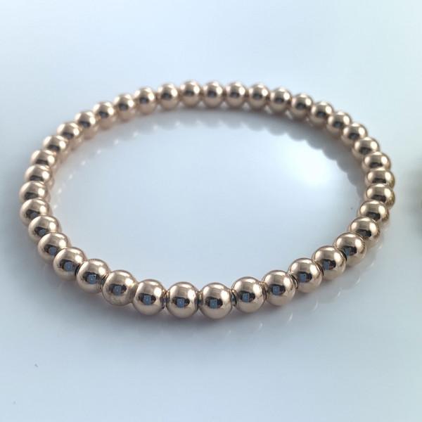 schmuck kaufen Armband Spheres 1001 312 rosé vom schmuckdesigner 600x600 - Armband Spheres