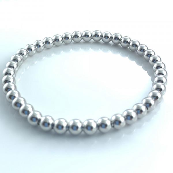 schmuck kaufen Armband Spheres 1001 312 silber vom schmuckdesigner 600x600 - Armband Spheres