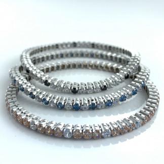 schmuck kaufen Armband Starlight 1001 318 1001 319 1001 320 versetzt liegend vom schmuckdesigner 324x324 - Armband Starlight