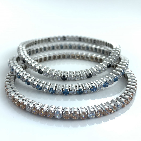 schmuck kaufen Armband Starlight 1001 318 1001 319 1001 320 versetzt liegend vom schmuckdesigner 600x600 - Armband Starlight