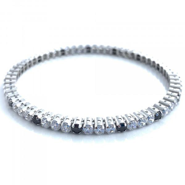 schmuck kaufen Armband Starlight 1001 319 liegend vom schmuckdesigner.jpg 600x600 - Armband Starlight