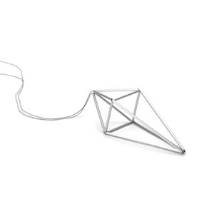 schmuck kaufen natur anhaenger prisma 44 - Anhänger prisma