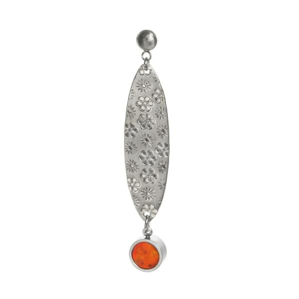 schmuck kaufen ohrhaenger fiori 1 orange - Ohrhänger Fiori (Farbauswahl)